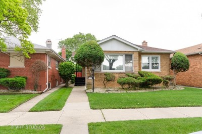 Chicago IL Single Family Home New: $180,000
