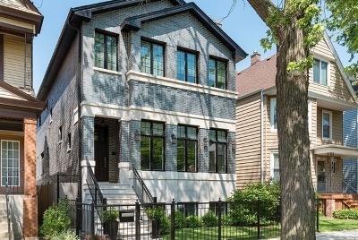 Single Family Home New: 3932 North Bell Avenue