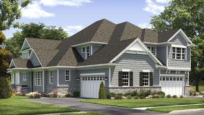 Hinsdale IL Condo/Townhouse New: $749,900