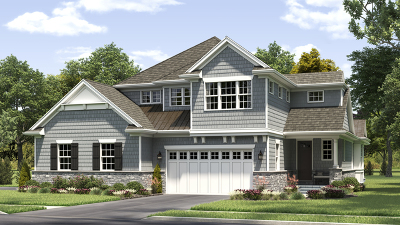 Hinsdale IL Condo/Townhouse New: $739,900