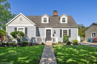 Du Page County Single Family Home New: 642 South Berkley Avenue