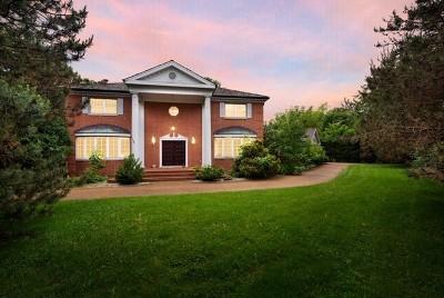 Glenview Single Family Home New: 2140 Sunset Ridge Road
