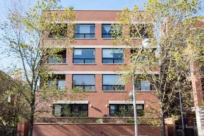 Condo/Townhouse For Sale: 934 West Cuyler Avenue #4B