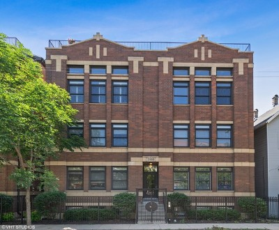 Condo/Townhouse New: 2530 North Ashland Avenue #1N