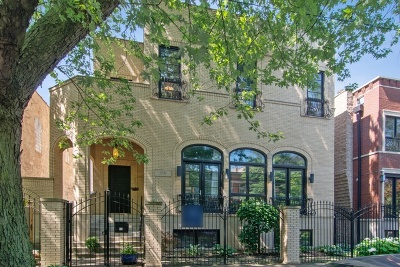 Wicker Park, Bucktown Single Family Home For Sale: 1936 North Wilmot Avenue