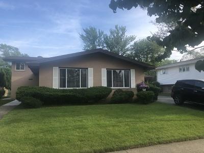 Morton Grove Single Family Home For Sale: 7735 Lake Street