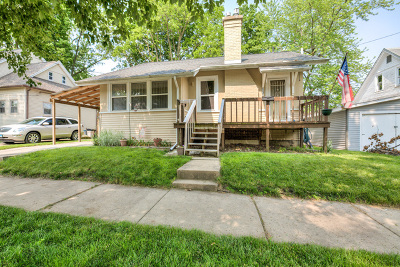 Bloomington Single Family Home For Sale: 803 South Allin Street