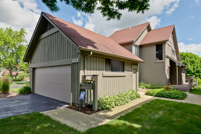 Crystal Lake Single Family Home For Sale: 4112 White Ash Road