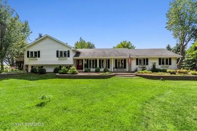 Elburn Single Family Home Price Change: 42w721 Stillmeadows Lane