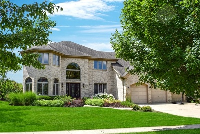 St. Charles Single Family Home For Sale: 2809 Turnberry Road