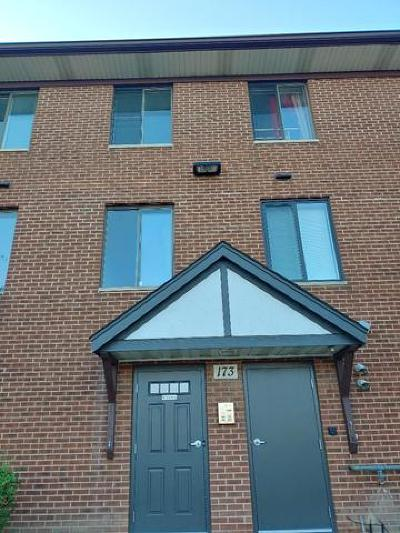 Aurora Condo/Townhouse New: 173 Gregory Street #16