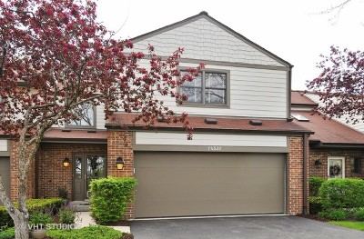 Naperville Condo/Townhouse New: 7s328 Augusta Lane