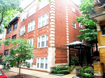 Condo/Townhouse For Sale: 715 West Barry Avenue #3A