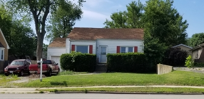 Downers Grove Single Family Home New: 1635 Maple Avenue