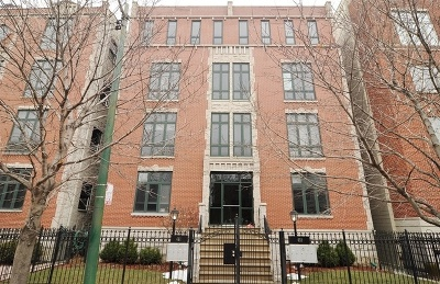 Condo/Townhouse For Sale: 461 North Green Street #3N