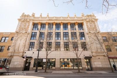 Condo/Townhouse For Sale: 1635 West Belmont Avenue #711