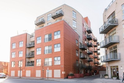 Evanston Rental New: 1222 Chicago Avenue #705