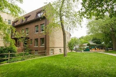 Evanston Rental New: 643 Hinman Avenue #3S