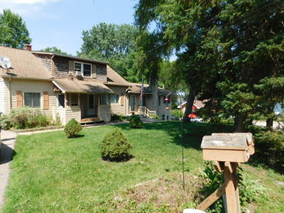Wauconda Multi Family Home For Sale: 151 North Avenue