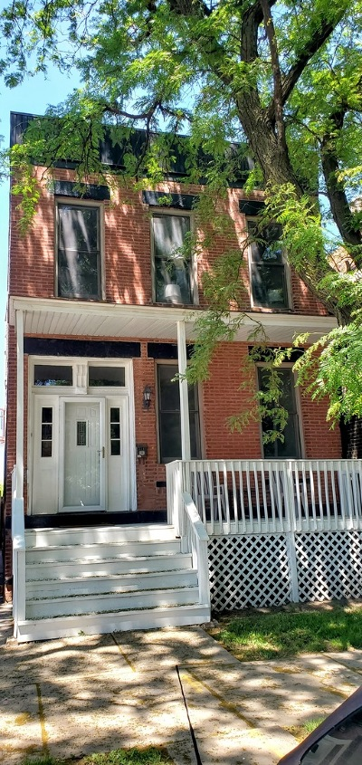 Single Family Home For Sale: 2344 West Altgeld Street
