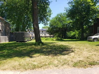 Chicago Residential Lots & Land New: 6441 South Parnell Avenue