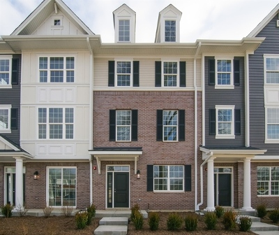 Glenview Condo/Townhouse New: 1207 Parker Drive