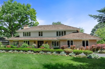Oak Brook Single Family Home For Sale: 43 Mockingbird Lane