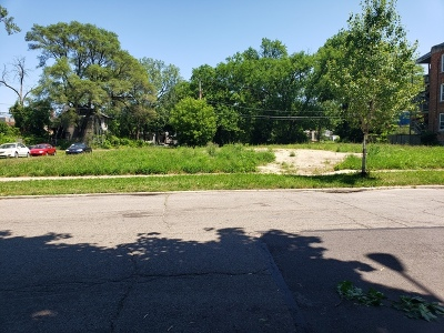 Chicago Residential Lots & Land New: 5749 South Peoria Street
