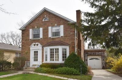 La Grange Single Family Home Contingent: 133 North Gilbert Avenue