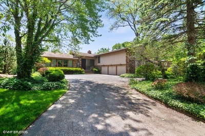 Highland Park Single Family Home For Sale: 950 Stonegate Drive