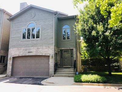 Wilmette Condo/Townhouse For Sale: 1829 Wilmette Avenue #A