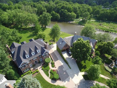 Naperville Single Family Home For Sale: 408 Abrahamson Court
