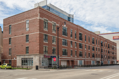 Condo/Townhouse For Sale: 1440 South Wabash Avenue #412