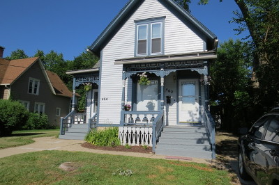 Elgin Multi Family Home New: 462 Ashland Avenue