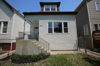 Rental For Rent: 3521 North Kostner Avenue