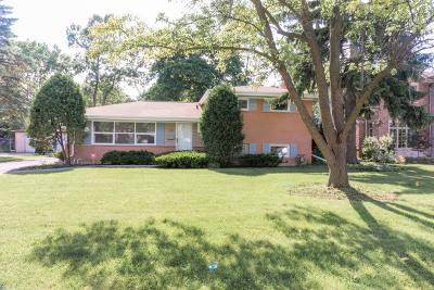 Glenview Single Family Home New: 1240 Sherwood Road