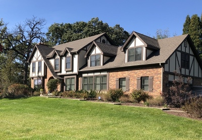 Lemont Single Family Home For Sale: 2 Carriage Lane