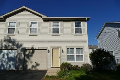 Naperville Rental For Rent: 2587 Warm Springs Lane