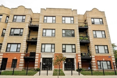 Condo/Townhouse New: 2702 West Cortland Street #1