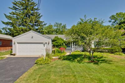 Morton Grove Single Family Home For Sale: 9411 Normandy Avenue