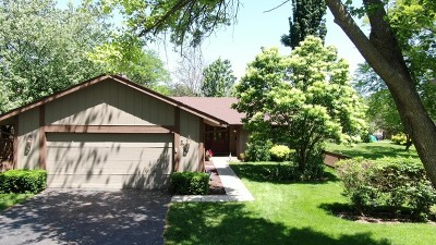 Roselle Single Family Home For Sale: 526 Glacier Trail