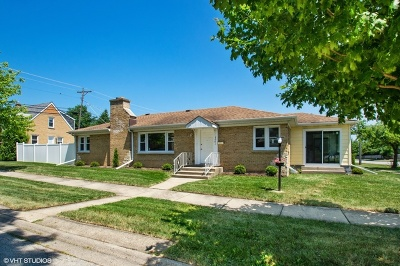 Niles Single Family Home New: 8001 North Elmore Street