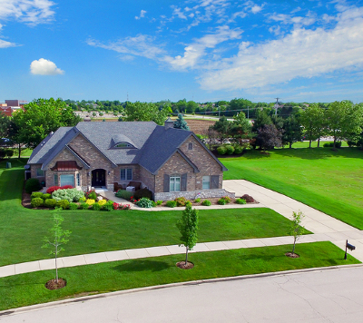 Frankfort Single Family Home For Sale: 11650 Sapphire Court