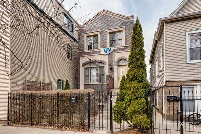Single Family Home For Sale: 2902 North Washtenaw Avenue
