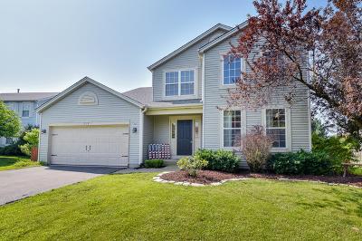 North Aurora Single Family Home New: 918 Wilkinson Lane