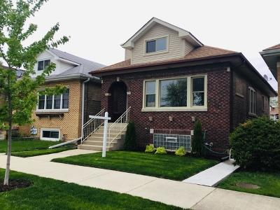 Single Family Home For Sale: 4215 North Ozanam Avenue