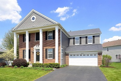 St. Charles Single Family Home For Sale: 217 Sunbury Drive