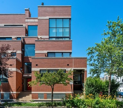 Condo/Townhouse New: 958 North Wood Street #A