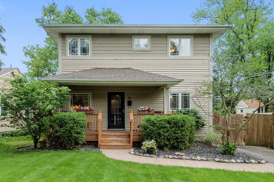 Downers Grove Single Family Home For Sale: 908 Highland Court