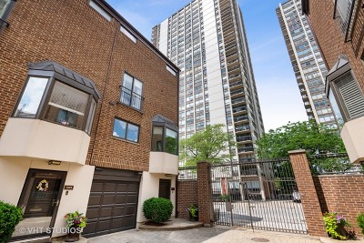 Chicago Condo/Townhouse New: 1346 North Sutton Place